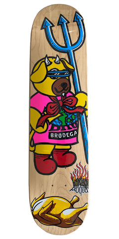 "Tøjdyr / PS / 7.75"" - Brodega Skateboards"