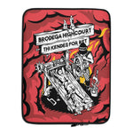 Thi Kendes / Laptop Sleeve - Brodega Skateboards