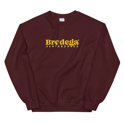 Sidekick / Sweatshirt - Brodega Skateboards