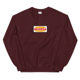 Hot Dawg / Crew neck - Brodega Skateboards