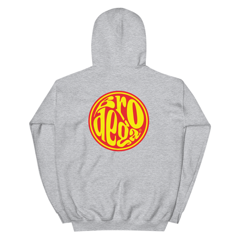 Full Circle / Hoodie - Brodega Skateboards