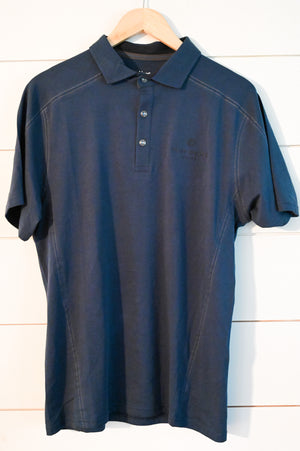 Open image in slideshow, Cliff House Wildfibre Organic Cotton Men's Polo by KUHL