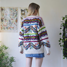 Load image into Gallery viewer, Aztec jumper