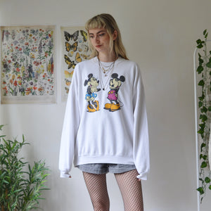 Mickey & Minnie sweatshirt