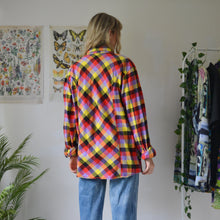 Load image into Gallery viewer, Colourful flannel shirt
