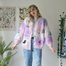 Load image into Gallery viewer, Fluffy cardigan