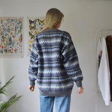 Load image into Gallery viewer, Zigzag cardigan