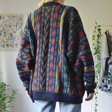 Load image into Gallery viewer, Textured knitted jacket