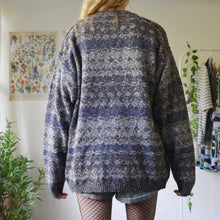 Load image into Gallery viewer, Aztec fleece jacket
