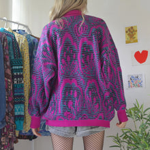 Load image into Gallery viewer, Pink collar jumper