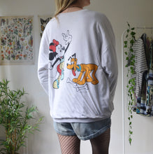 Load image into Gallery viewer, Reversible Mickey sweatshirt