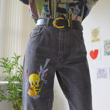Load image into Gallery viewer, Tweetie Pie jeans 31W