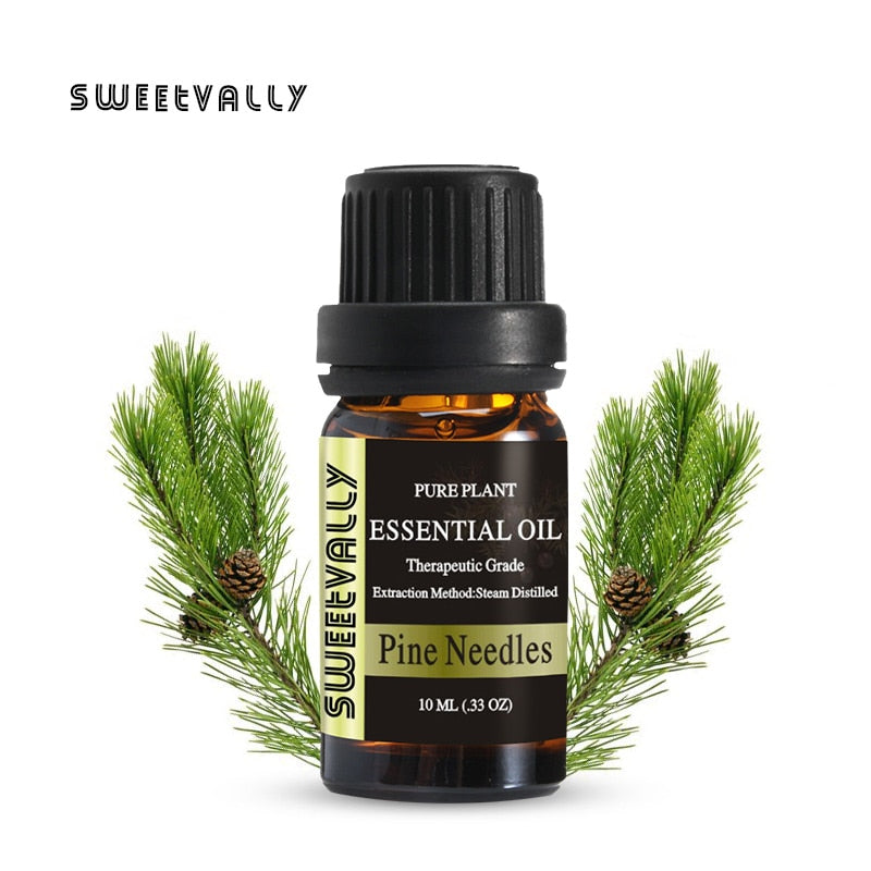Elevating Pine Needles Essential Oil