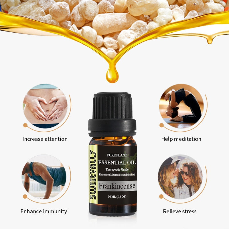 Breathing Frankincense Essential Oil