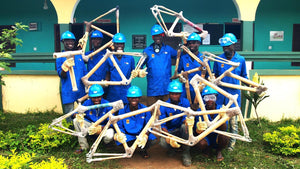 In Africa, Big Plans for Bamboo Bikes - BBC Autos