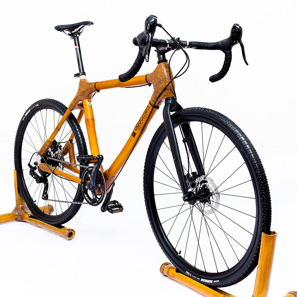 bamboo gravel bike