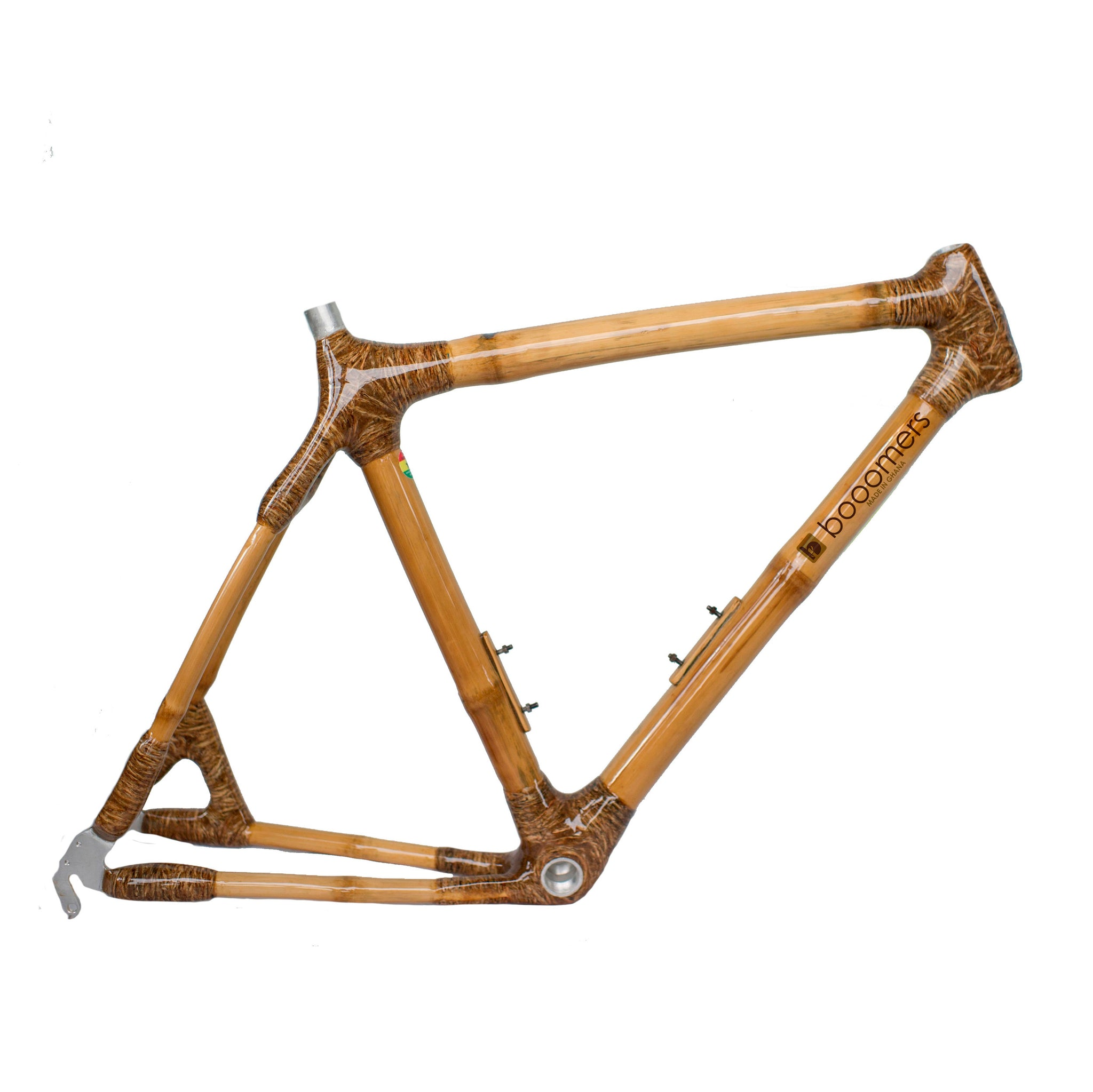 City Bike Mens Bamboo Bike Frame