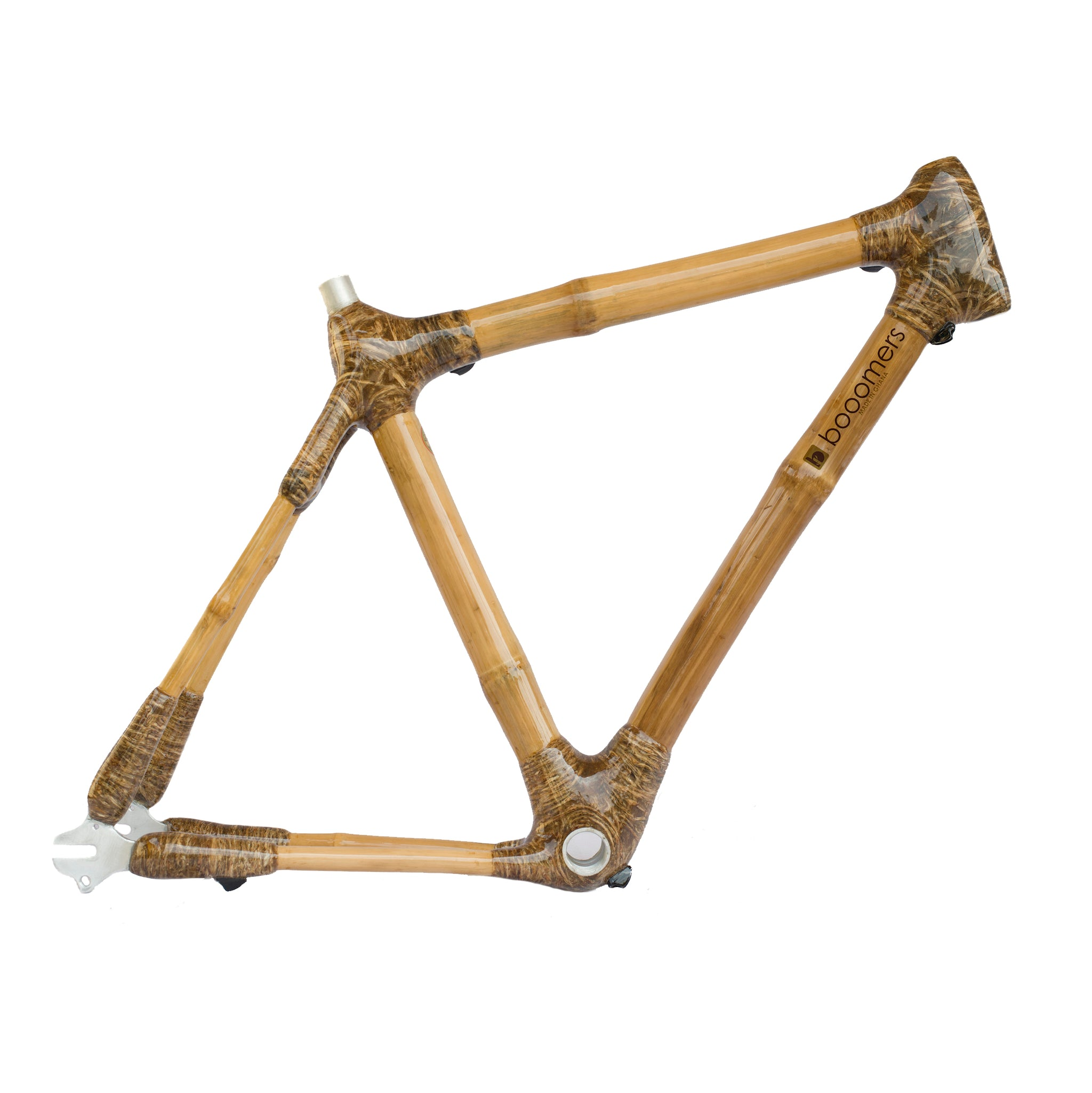 Road Bamboo Bike Frame
