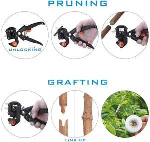 Professional Garden Grafting tool-Buy 2 Free Shipping and Free one Grafting Tape