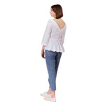 Load image into Gallery viewer, Pleated blouse