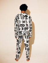 "Load image into Gallery viewer, Unisex Joggers, ""ETTE POEM"""