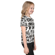 "Load image into Gallery viewer, Kids ""ETTE Poem"" T-Shirt"