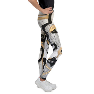 "Youth Leggings, ""PHARAOH"""