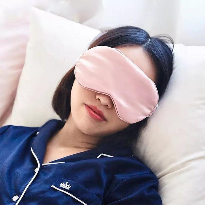 Satin Sleep Eye Mask - Bodiedbyclaris