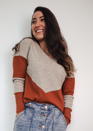 Apache Duo Sweater