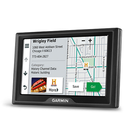 Garmin Drive 52 GPS with 5-in Display and Traffic Alerts - Black