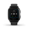 Garmin Venu Sq GPS Music Smartwatch and Fitness Tracker with Incident Detection - Black