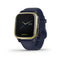 Garmin Venu Sq GPS Music Smartwatch and Fitness Tracker with Incident Detection - Blue