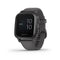 Garmin Venu Sq GPS Smartwatch and Fitness Tracker with Incident Detection - Grey