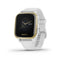 Garmin Venu Sq GPS Smartwatch and Fitness Tracker with Incident Detection - White