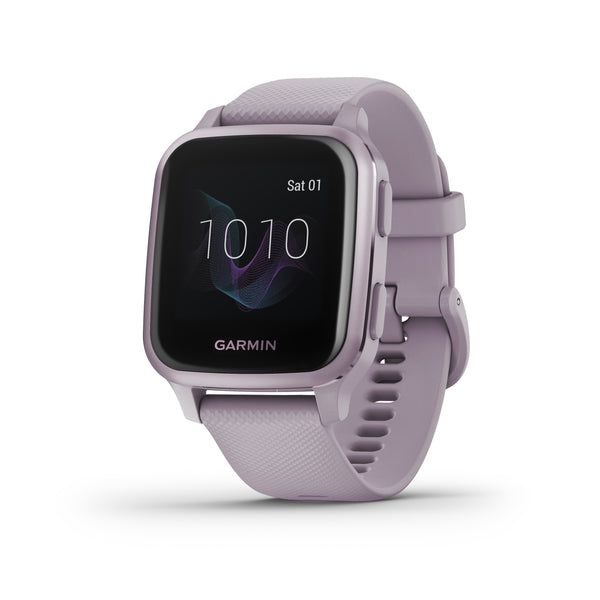 Garmin Venu Sq GPS Smartwatch and Fitness Tracker with Incident Detection - Pink