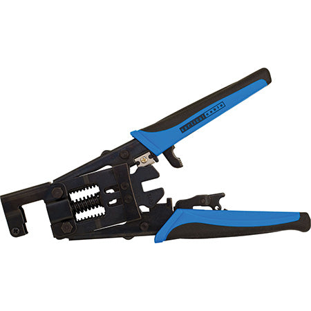 Vertical Cable I-Punch Tool for the V-Max Keystone Jack Series - Black