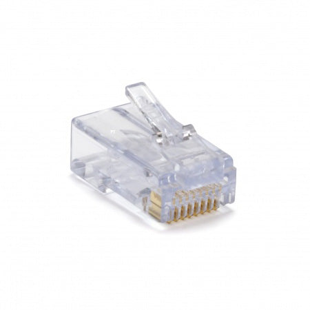 Platinum Tools 100 EZ-RJ45 CAT6 Connectors