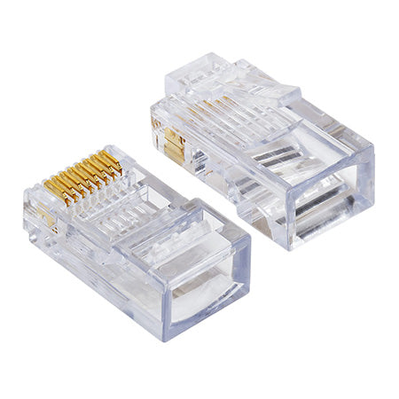 Platinum Tools EZ-RJ45 Cat5/5e Connectors - Pack of 50