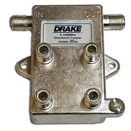 Drake 4-Port Directional Tap - 30-dB