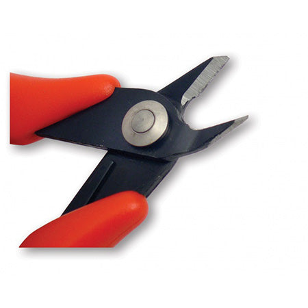 Platinum 12.7-cm (5-in) Side Cutting Pliers - Red