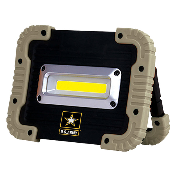 U.S. Army Folding Magnetic 6 Watt Work Light