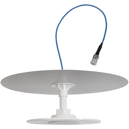 Wilson 4G Low-Profile Dome Antenna with Reflector - White