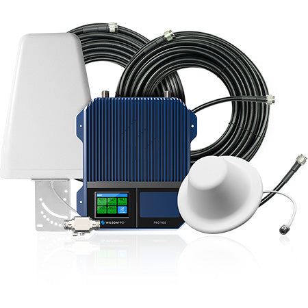 WilsonPro 1100 Commercial Cellphone Signal Booster Kit
