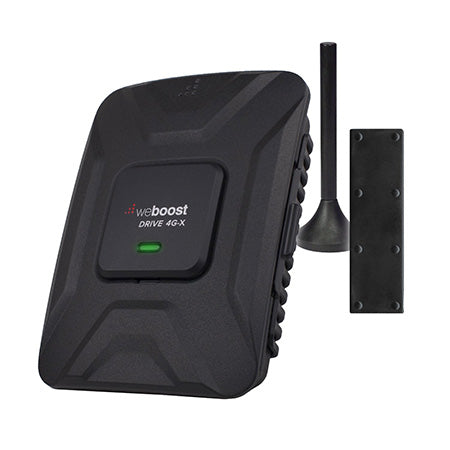 weBoost Drive 4G-X Vehicle Cell Phone Signal Booster for 4G/LTE & 3G - Black