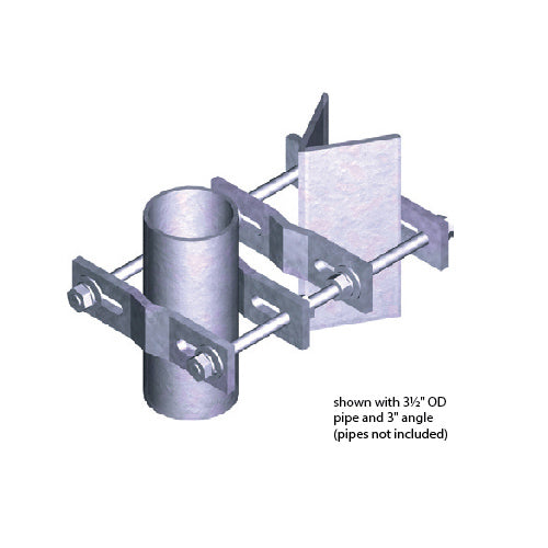Trylon Adjustable Parallel Clamp Assembly