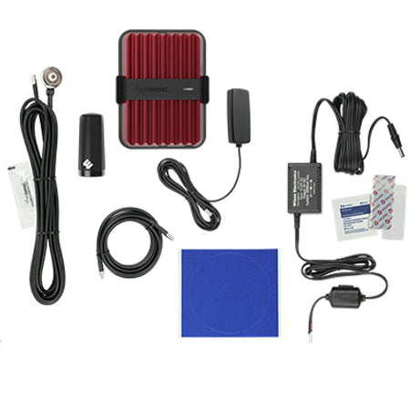 weBoost Drive Reach Signal Booster Kit for Fleet Vehicle - Red