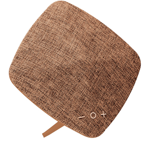 M Bodhi Fabric Wireless Bluetooth Speaker with Hands Free Calling - Sand