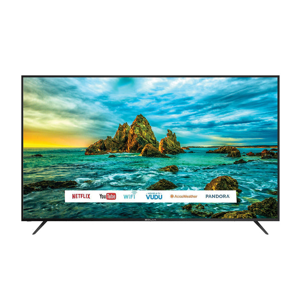 Bolva 75-in 4K UHD LED Smart TV