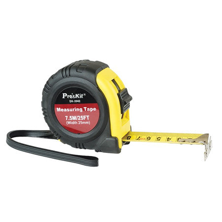 Eclipse Tools 7.5-meter (25-ft) Tape Measure - Black