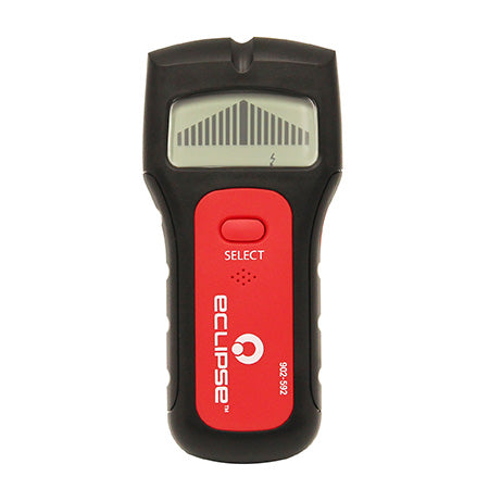 Eclipse MultiFinder 3-in-1 Stud Finder - Black